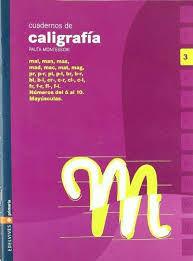 CUADERNO CALIGRAFIA 3 PAUTA 05 EDELVIVES