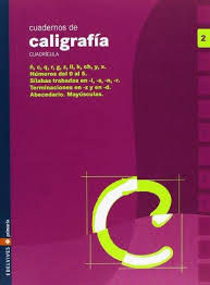 CUADERNO CALIGRAFIA 2 CUADRICULA 05
