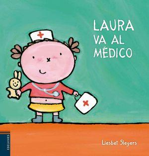LAURA VA AL MEDICO