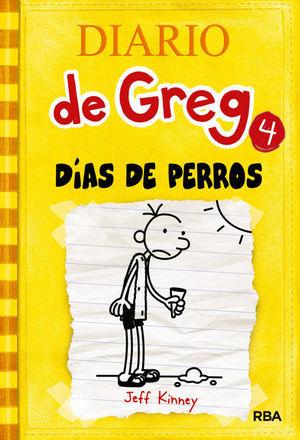 DIARIO DE GREG 4. DIAS DE PERROS