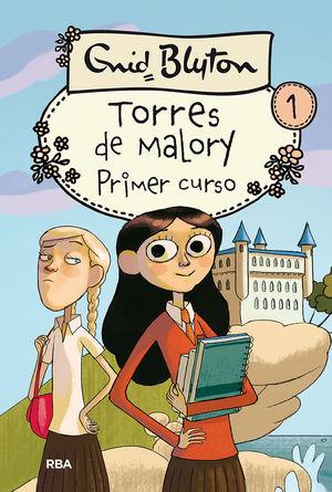 TORRES DE MALORY 1. PRIMER CURSO EN TORRES DE MALORY