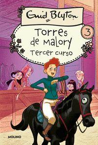 TORRES DE MALLORY 3. TERCER AÑO EN TORRES DE MALLORY