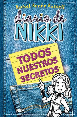 DIARIO SECRETO DE NIKKI ACTIVIDADES