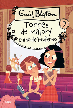 TORRES DE MALORY 9. CURSO DE INVIERNO.