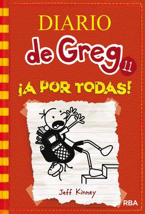 DIARIO DE GREG 11. A POR TODAS