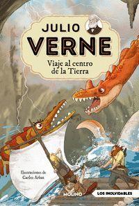JULIO VERNE 3. VIAJE AL CENTRO DE LA TIERRA