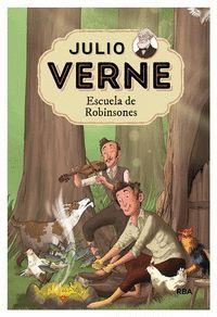 JULIO VERNE 6. ESCUELA DE ROBINSONES