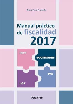 MANUAL PRACTICO DE FISCALIDAD 2017