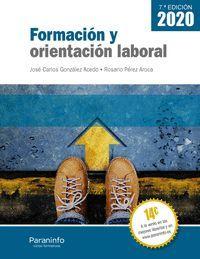FORMACION Y ORIENTACION LABORAL 7ª EDICION 2020 PARANINFO