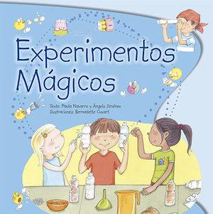 EXPERIMENTOS MAGICOS