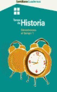 TAREAS DE HISTORIA DESCUBRAMOS EL TIEMPO 1 (SANTILLANA)