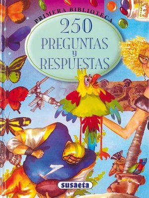 250 PREGUNTAS Y RESPUESTAS