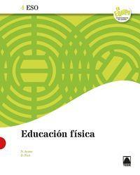 4ESO. EDUCACION FISICA EN EQUIPO TEIDE