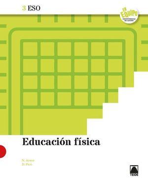 3ESO. EDUCACION FISICA EN EQUIPO TEIDE