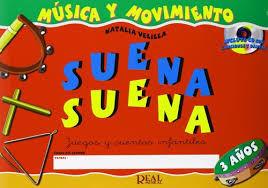 3AÑOS. SUENA SUENA REAL MUSICAL