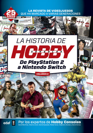 LA HISTORIA DE HOBBYCONSOLAS (VOL. II)