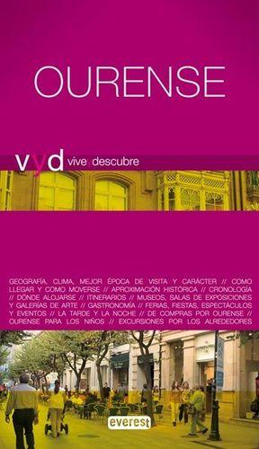 VIVE Y DESCUBRE OURENSE