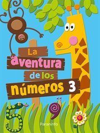 AVENTURA DE LOS NUMEROS 3 NE 13