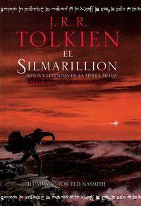 EL SILMARILLION ILUSTRADO POR TED NASMITH