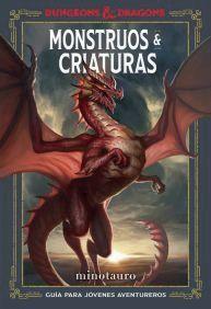 DUNGEONS & DRAGONS. GUIA MONSTRUOS Y CRIATURAS