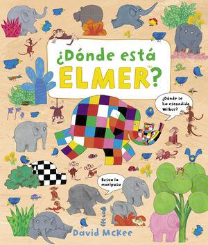 DONDE ESTA ELMER