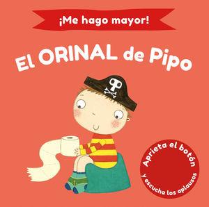 ME HAGO MAYOR EL ORINAL DE PIPO