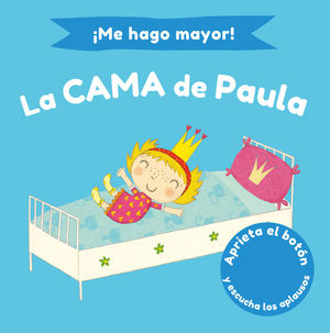 ME HAGO MAYOR LA CAMA DE PAULA