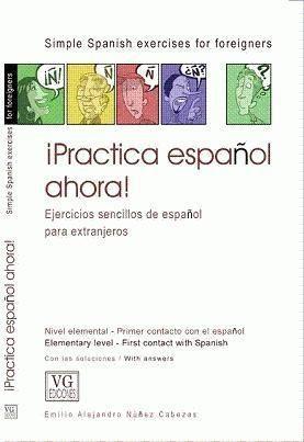 PRACTICA ESPAÑOL AHORA NIVEL ELEMENTAL