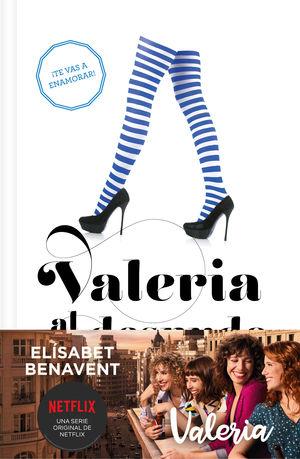 VALERIA 4. AL DESNUDO