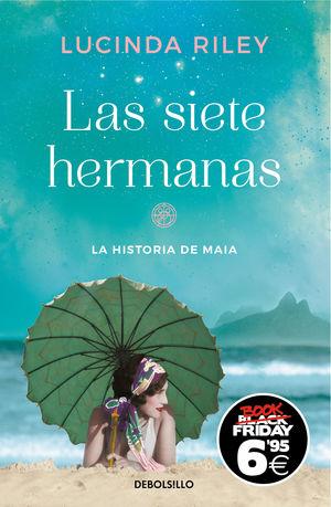 LAS SIETE HERMANAS 1. LA HISTORIA DE MAIA