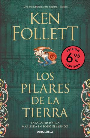 LOS PILARES DE LA TIERRA (EDICION LIMITADA A PRECIO ESPECIAL)