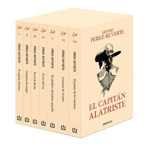 CAPITAN ALATRISTE (ESTUCHE)
