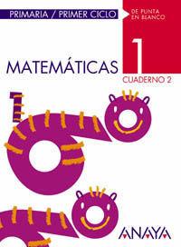 MATEMÁTICAS 1. CUADERNO 2