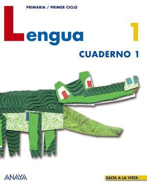LENGUA 1. CUADERNO 1.
