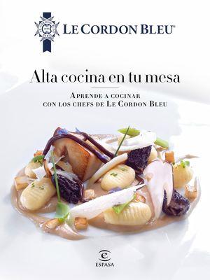 ALTA COCINA EN TU MESA.