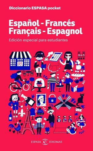 DICCIONARIO ESPASA POCKET ESPAÑOL-FRANCES / FRANÇAIS-ESPAGNOL