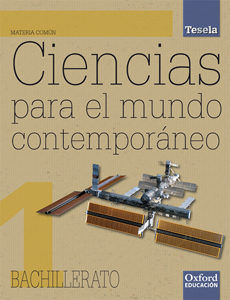 1BCH. CIENCIAS MUNDO CONTEMPORANEO (+CD) (TESELA) OXFORD