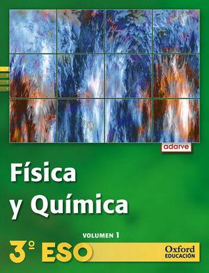 FÍSICA Y QUÍMICA 3.º ESO. ADARVE TRIMESTRAL