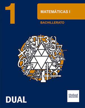 1BCH. MATEMATICAS INICIA 2015 OXFORD