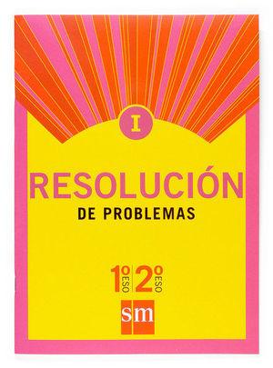 RESOLUCION PROBLEMAS 1 CICLO ESO SM