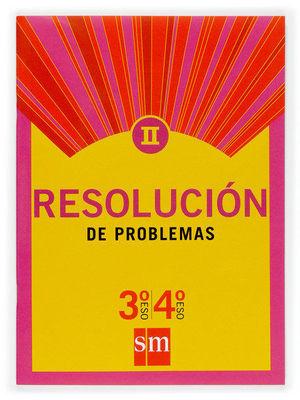 RESOLUCION DE PROBLEMAS 2 CICLO SM