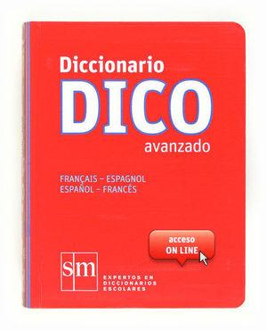 DICCIONARIO FRANCES DICO AVANZADO 12 SM