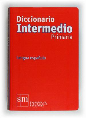 DICCIONARIO INTERMEDIO PRIMARIA 12 SM