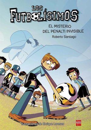 LOS FUTBOLISIMOS 7. EL MISTERIO DEL PENALTI INVISIBLE