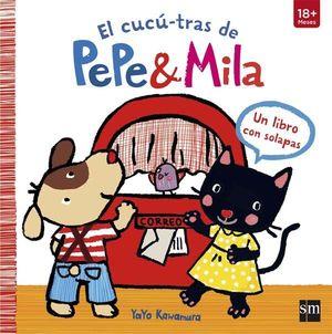 PEPE & MILA EL CUCU - TRAS