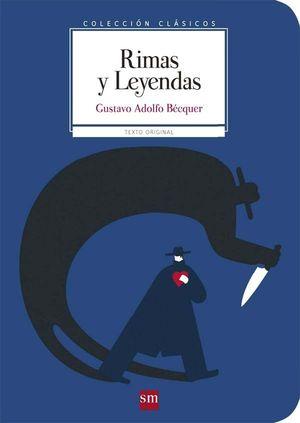 CLASICOS. RIMAS Y LEYENDAS SM