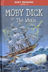 MOBY DICK ON THE WHALE