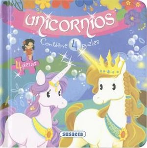 UNICORNIOS + 4 PUZLES