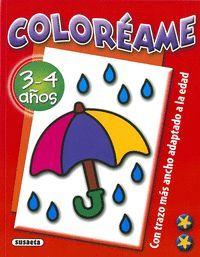 COLOREAME 3-4 AÑOS