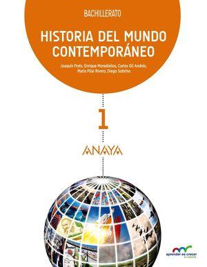 1BCH. HISTORIA DEL MUNDO CONTEMPORANEO ANAYA